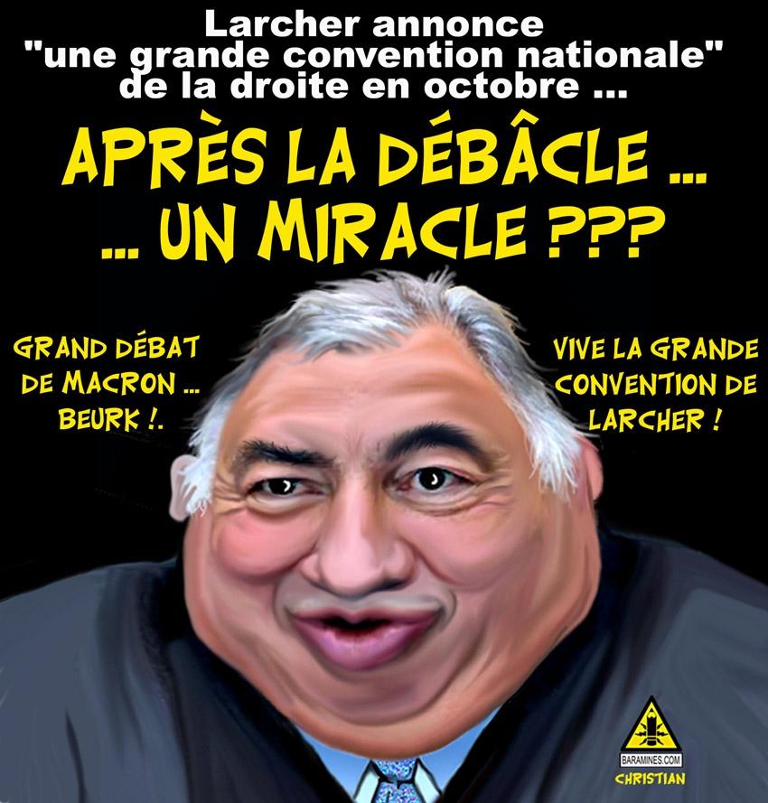 Gérard Larcher par chris69
